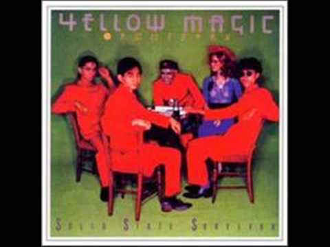Yellow Magic Orchestra - Absolute Ego Dance - YouTube