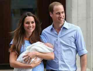 英ウィリアム王子とキャサリン妃の赤ちゃんの名前が「ジョージ」に→山本譲二に取材殺到
