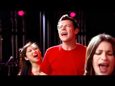 Glee - Don't stop believin - YouTube