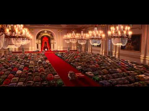 CARS 2 - Collision of Worlds music video - YouTube