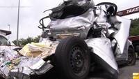 伊勢湾岸道事故 容疑を自動車運転過失致死傷に切り替え捜査(フジテレビ系(FNN)) - Yahoo!ニュース