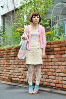 背が低い女性のファッション着こなし・コーディネート画像、スナップ写真(春夏編) - NAVER まとめ