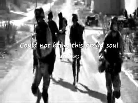 The Minstrel Boy (with lyrics) - Soundtrack Black Hawk Down - YouTube