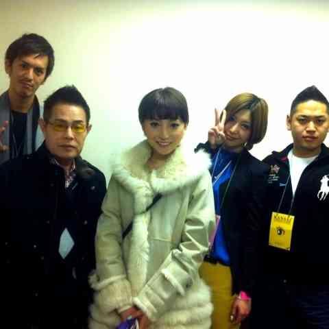 加藤茶宅に居候する妻・綾菜の弟、過去写真がDQNすぎるww