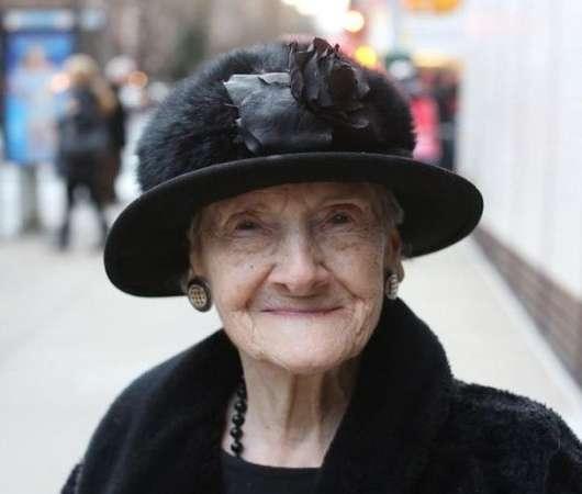 おじいちゃん、おばあちゃんもお洒落なニューヨーク : ニューヨークの遊び方