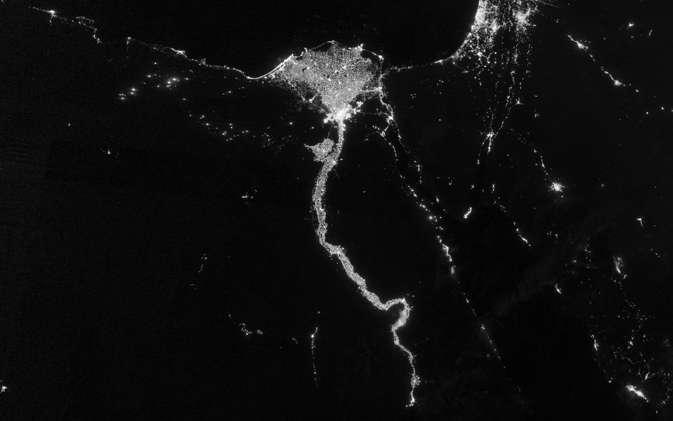 NASA-NOAA Satellite Reveals New Views of Earth at Night | NASA