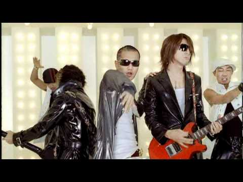 GLAY× EXILE 「SCREAM」 - YouTube
