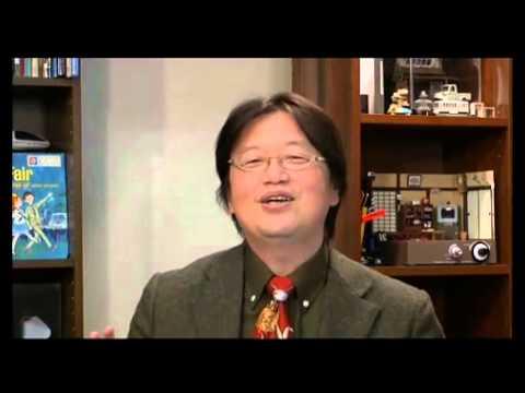 岡田斗司夫 - 年末SP ~ 黒子のバスケ脅迫事件から壇蜜ノーパン跳び箱まで 2012/12/29 - YouTube