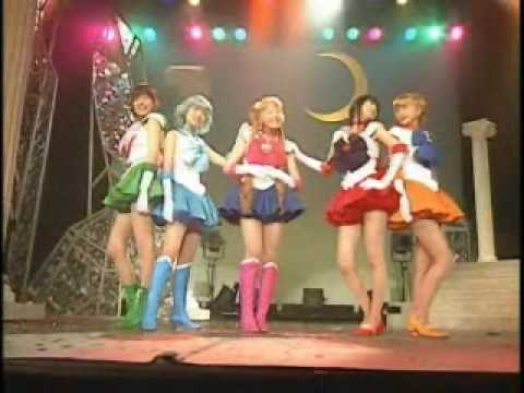 KIRARI☆Sailor Dream ~Pretty Soldier Sailor Moon~ - YouTube
