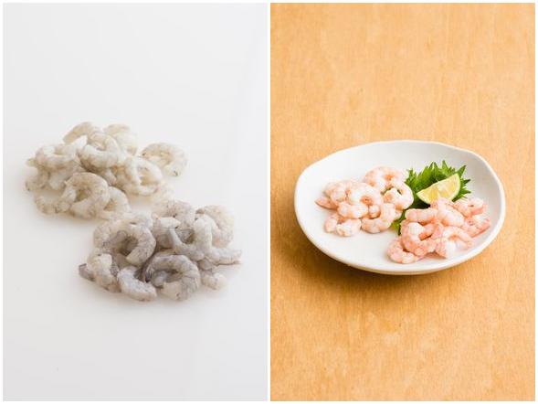 「芝えび」と「バナメイエビ」の違いが分かる?偽装問題で話題になった食品の食べ比べセットが通販で登場