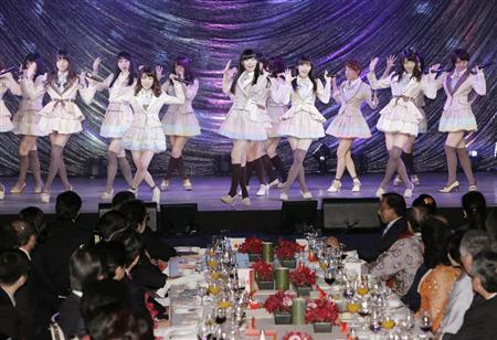 EXILEやAKB48、w-inds.ら人気アーティストが花添える…日・ASEAN首脳ディナー