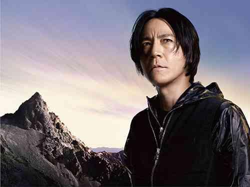 氷室京介がハリー・ポッターのスネイプ先生みたいになっちゃった