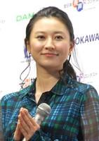 菊川怜、体調不良で生放送を途中で退席