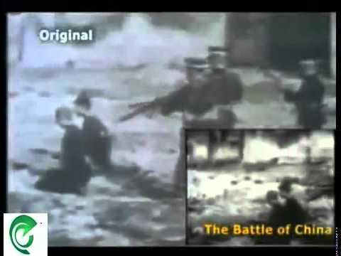 南京大虐殺捏造の証拠 - YouTube