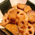 マジ旨!薩摩芋とレンコンのデパ地下風 by moj [クックパッド] 簡単おいしいみんなのレシピが162万品