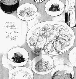 マンガ飯 | マンガ食堂 - 漫画の料理、レシピを再現