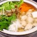プロの技!ちゃんこ屋さんの塩ちゃんこ鍋 by パスタパパ [クックパッド] 簡単おいしいみんなのレシピが162万品
