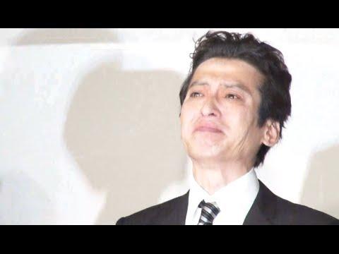 大沢樹生 「実子騒動」涙の記者会見 - YouTube