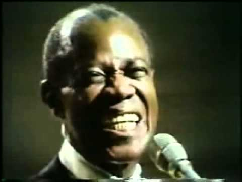 What a wonderful world - LOUIS ARMSTRONG. - YouTube
