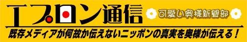 エプロン通信 可愛い奥様新聞部: [Vol.032] 行かなきゃ損だよ 投票に行こう