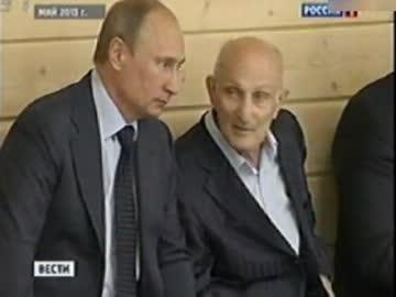 プーチン大統領の柔道の師匠が死去し葬儀に参列、思い出の道を歩くw ‐ ニコニコ動画:GINZA