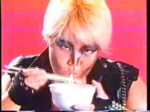 1985 日清 たこ焼きラーメン - YouTube