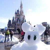 みんなの作ったおもしろ雪だるまが話題!関東の記録的大雪で続々誕生 - NAVER まとめ