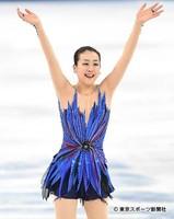 プルシェンコがクワンが!真央のフリー演技に世界の名スケーターたちが感動 (東スポWeb) - Yahoo!ニュース