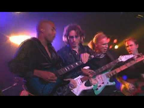 Steve Vai Feat. Tony Macalpine - Im The Hell Outta Here  (G3, Live in Denver) - YouTube