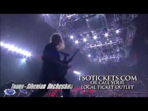 Trans-Siberian Orchestra commercial - YouTube