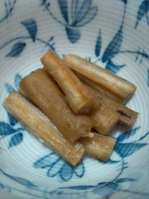 ごぼうの味噌漬け レシピ・作り方 by 63n63n|楽天レシピ