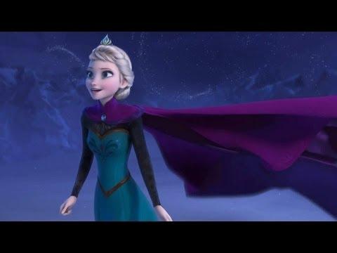 『アナと雪の女王』ミュージック・クリップ:Let It Go/エルサ(松たか子) - YouTube