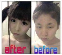 化粧前後の比較画像 : ニコ生主「砂糖るき」さんが公開した化粧前後の画像が衝撃的だと話題に - NAVER まとめ