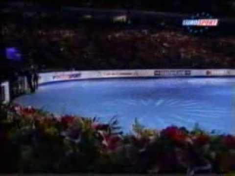 プルシェンコ2001WorldEXアンコール付き - YouTube