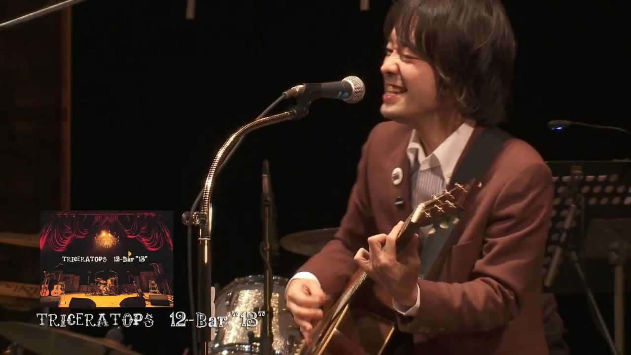 """【2014/2/19_OUT!  TRICERATOPS 『12-Bar """"13""""』 トレーラー】 - YouTube"""