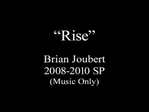 """[Music Only] """"Rise"""" Brian Joubert 2008-2010 SP - YouTube"""