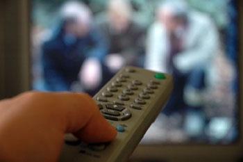 録画してるテレビ番組なんですか?