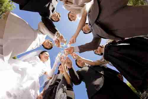 会場の1番人気はアソコ!「結婚式出席者の本音」が調査で判明