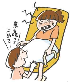 出産の痛みを例えると?