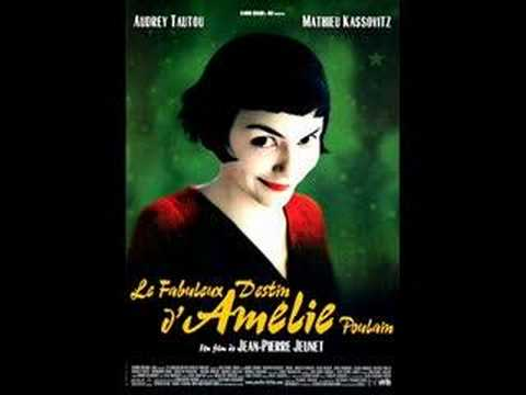 Amelie- La Valse D' Amelie - YouTube
