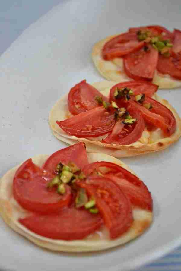 塩トマトを使ったレシピ