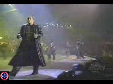 Backstreet Boys Live in concert pt.1 (Black and Blue) - YouTube