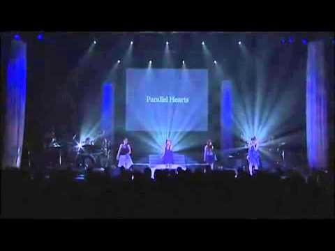 FictionJunction Yuki Kajiura LIVE  parallel hearts - YouTube