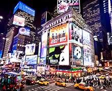 ニューヨークでおすすめの場所
