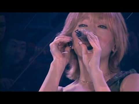 浜崎あゆみ -  Duty ライブ - YouTube