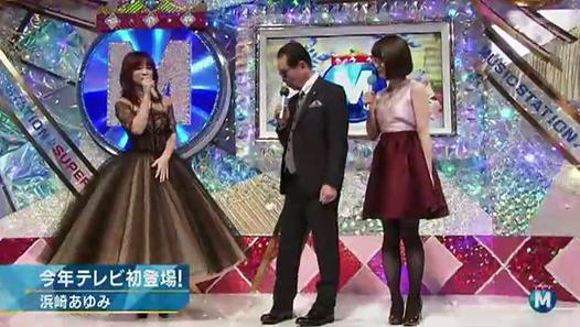 20141226 Music Station Super Live ayu - 视频Dailymotion