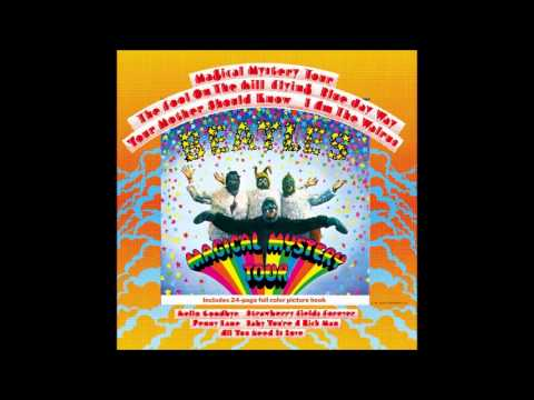 THE BEATLES - Strawberry Fields Forever - YouTube