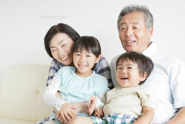 子供に祖父母をなんと呼ばせてますか?
