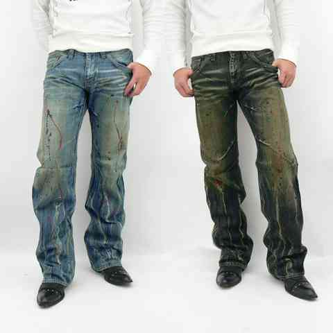 苦手な男性のファッション