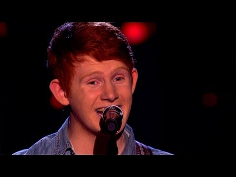 The Voice UK 2013 | Conor Scott performs 'Starry Eyed' - Blind Auditions 3 - BBC One - YouTube